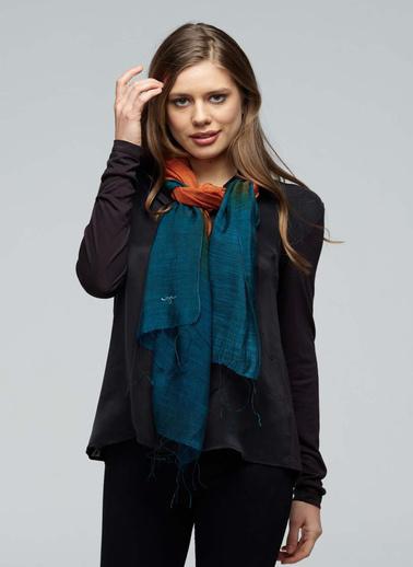 Silk and Cashmere Fular Renkli